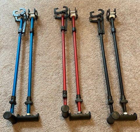 3 Sets Of Peddle Master